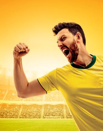 Certisign | Torça para ser sorteado e depois torça pelo Brasil
