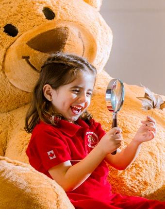 Maple Bear | O melhor amigo do seu filho é o aprendizado.